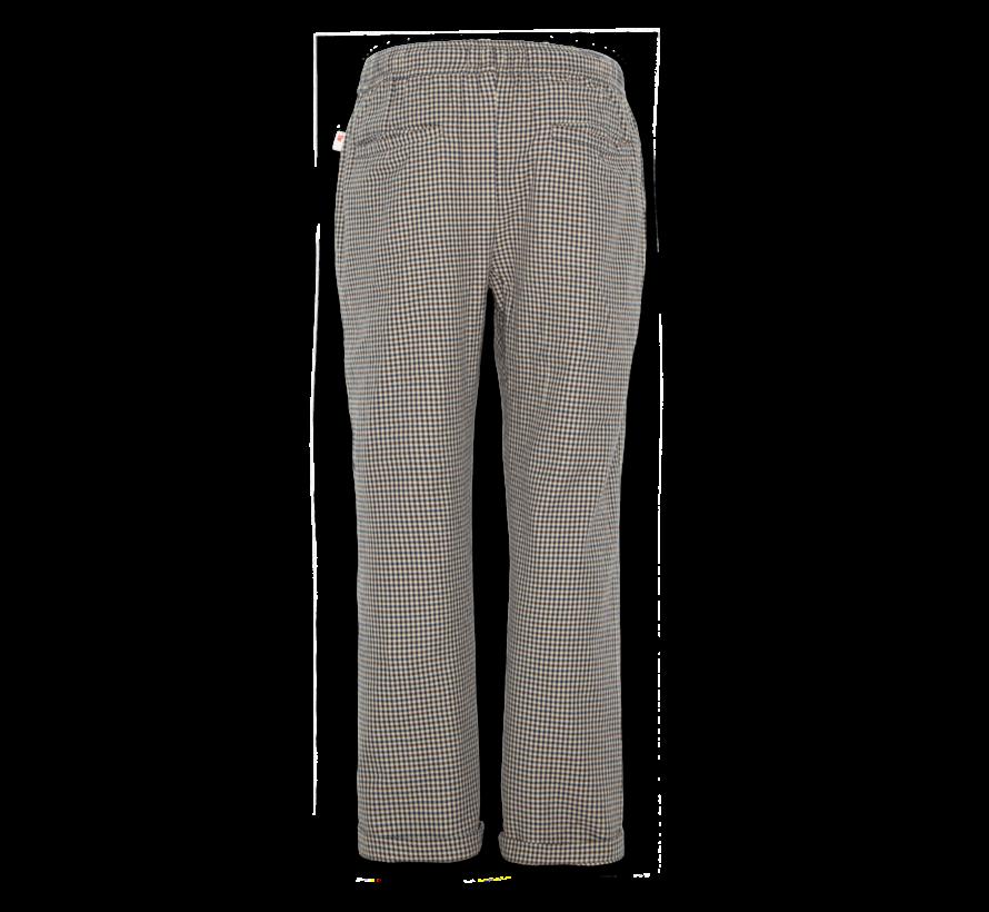 barry chino check pants