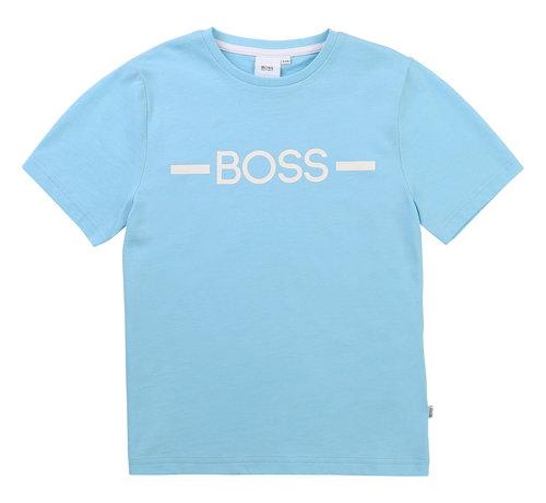 BOSS J25G96 t-shirt km