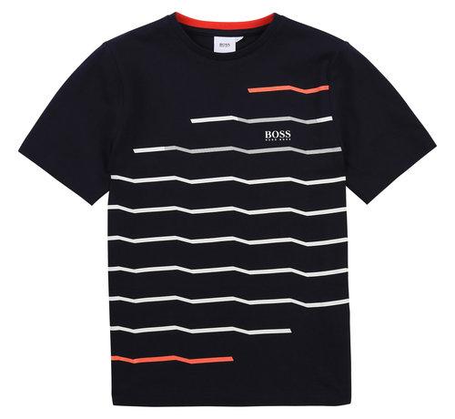 BOSS J25L01 t-shirt km