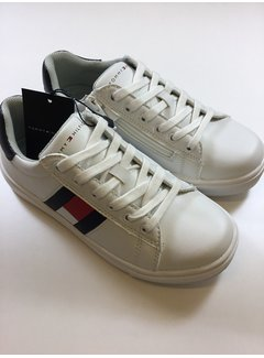 Tommy Hilfiger T3b4-30921 Low cut lace-up sneaker*