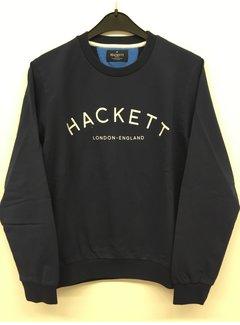HACKETT HK580725 logo crew sweats