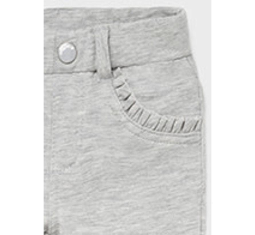 560 Fleece basic trousers