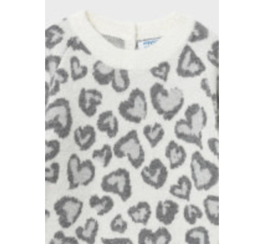 2924 Knit dress