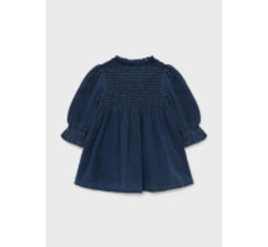 2922 Jean dress