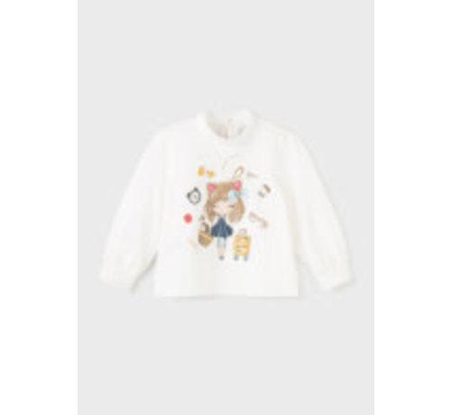 Mayoral 2080 Mockneck sweater