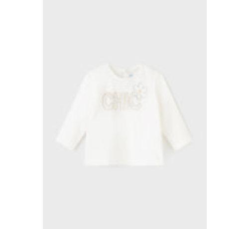 Mayoral 116 L/s basic t-shirt