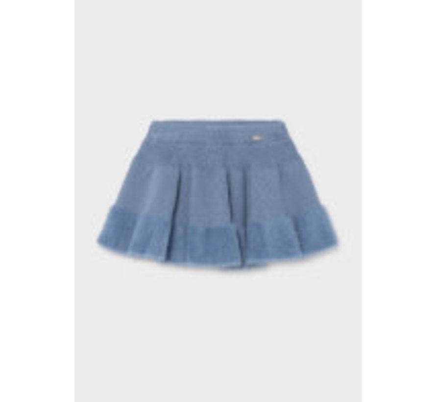 2901 Knit skirt