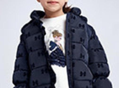Mayoral 4437 Flock coat