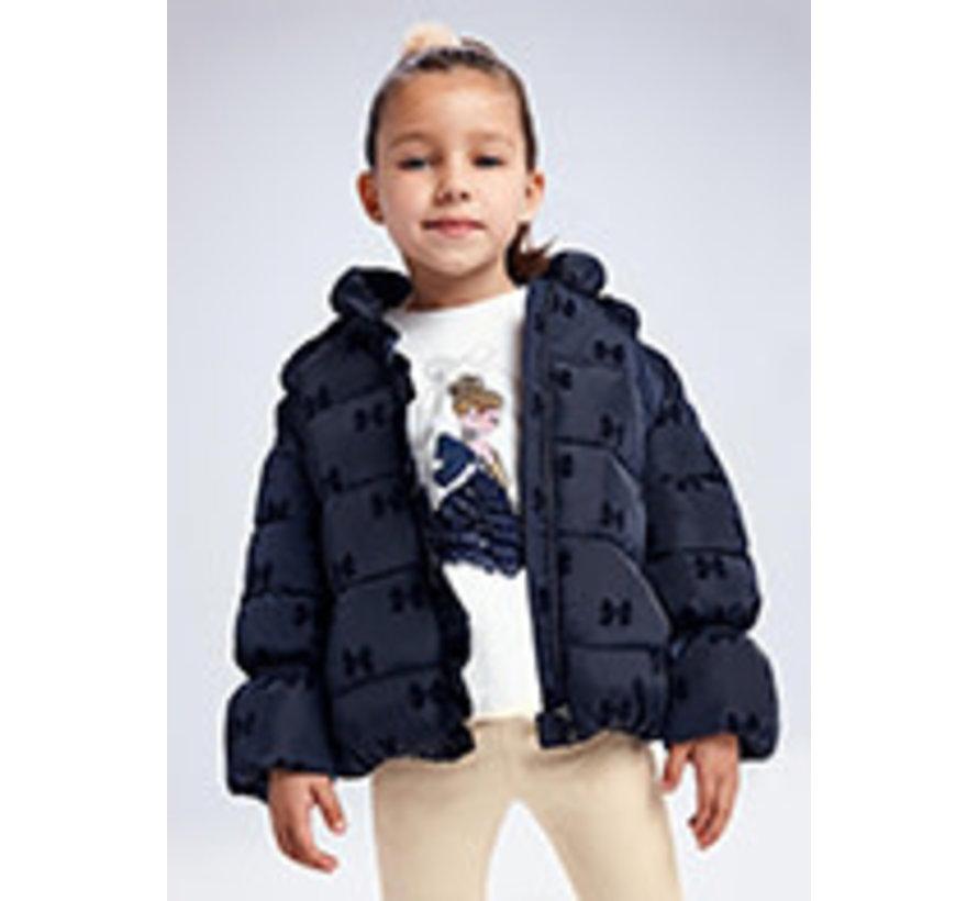 4437 Flock coat