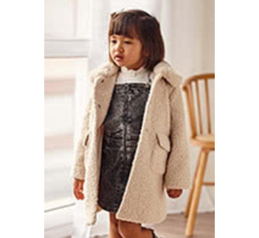 4435 Shearling coat