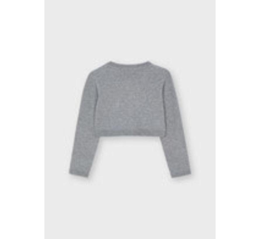4376 Knitting cardigan