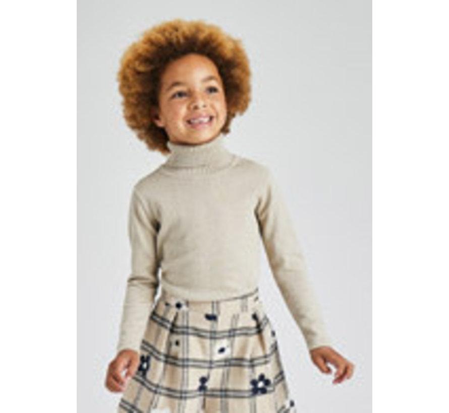 313 Basic knitting turtleneck