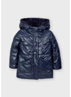 Mayoral 4438 Reversible fur jacket