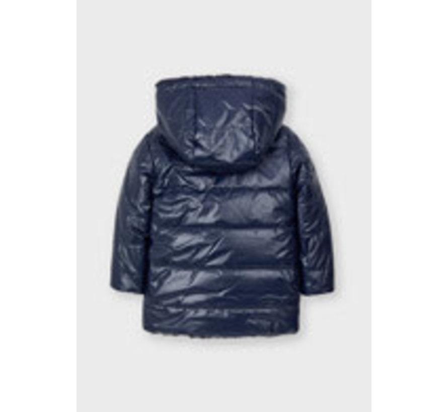 4438 Reversible fur jacket