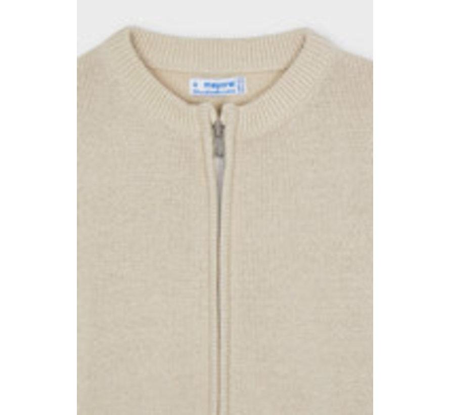 4382 Knitting pullover