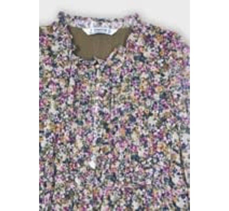 4928 Printed dress