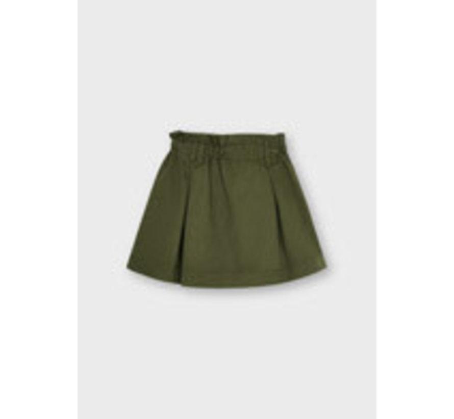 4902 Paper bag skirt