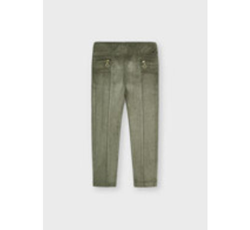 Mayoral 4734 Suede elastine leggings