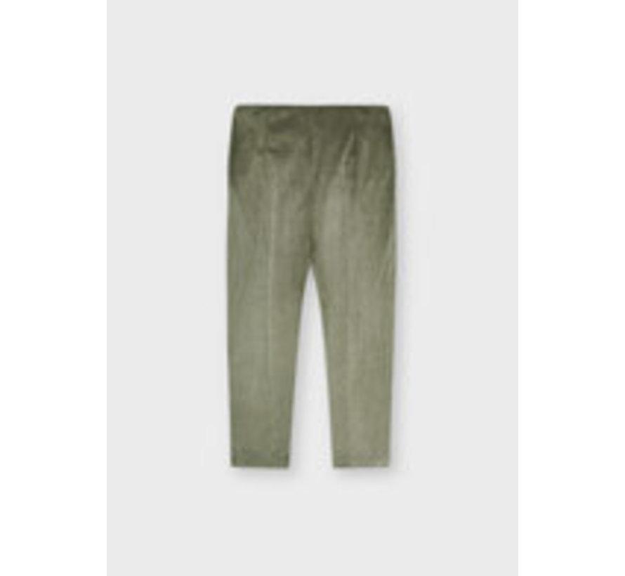 4734 Suede elastine leggings