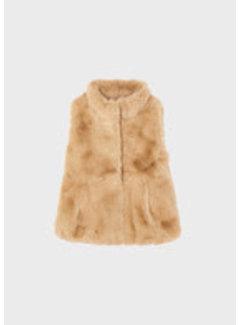 Mayoral 4380 Fur vest