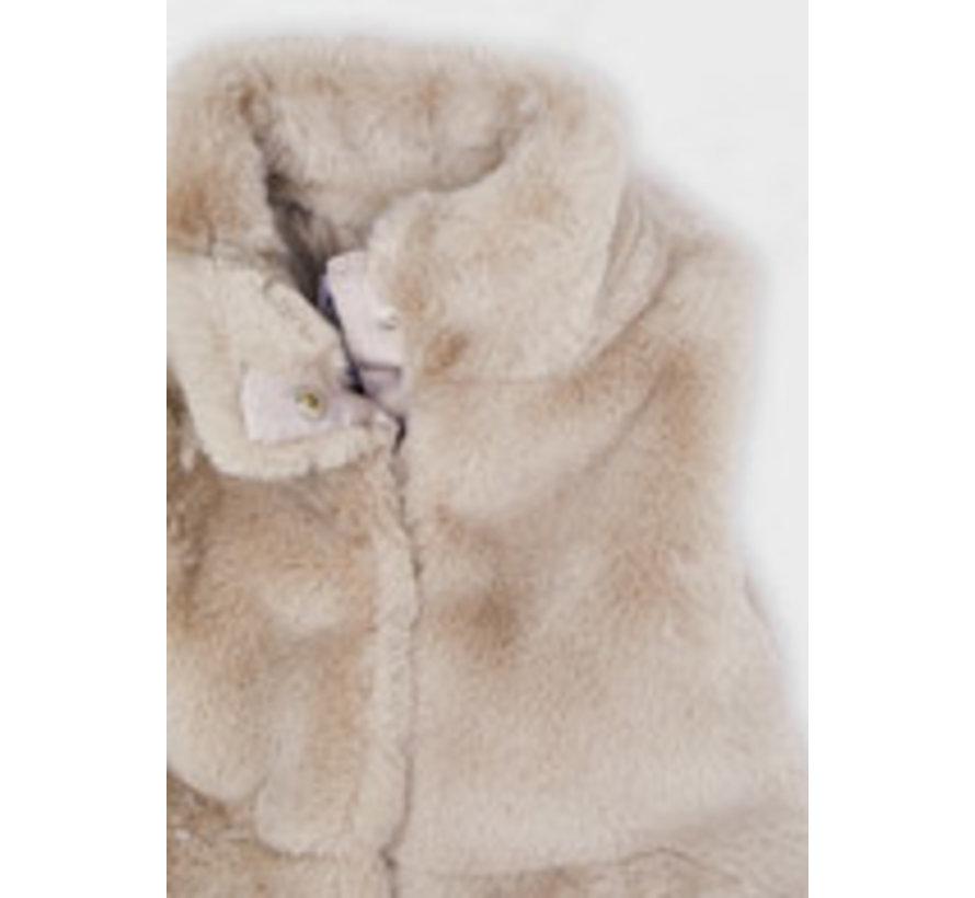 4380 Fur vest