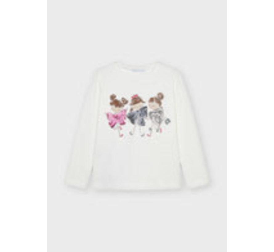 4008 L/s doll shirt