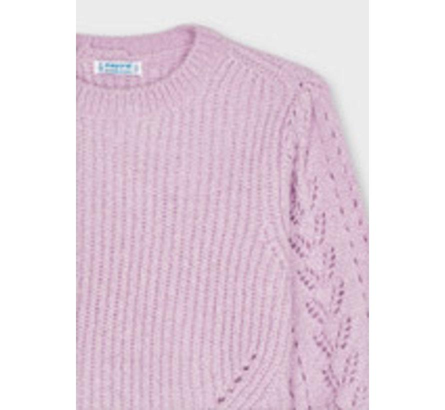 4373 Sweater with turban