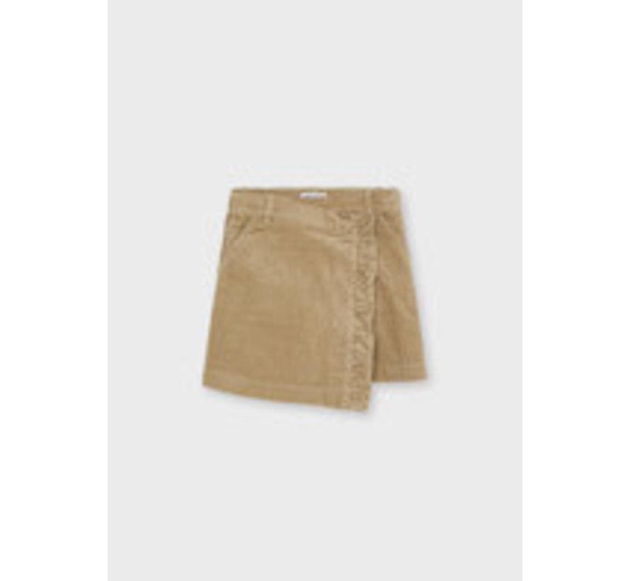 4904 Corduroy skirt