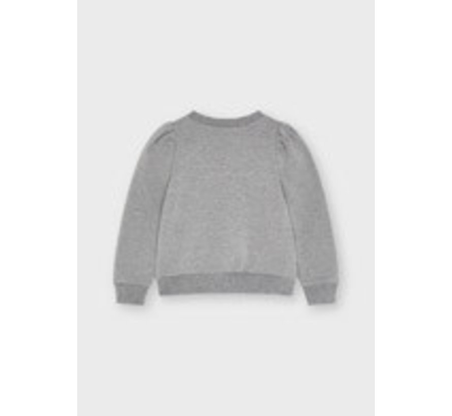 """4429 Sequin """"ciao"""" pullover"""