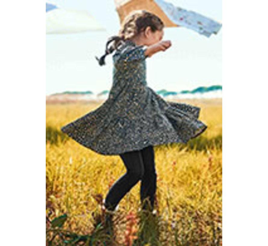 4926 Printed dress