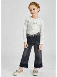 Mayoral 4579 Denim trousers w/belt