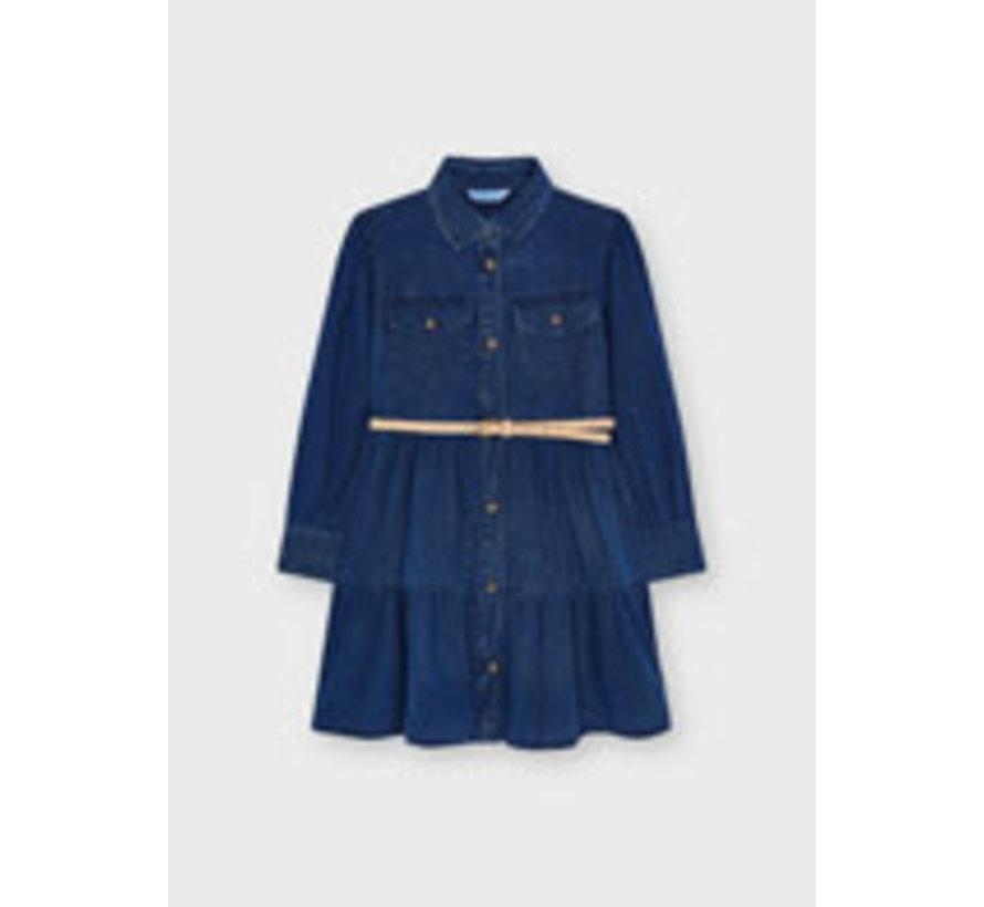 4933 Jean dress