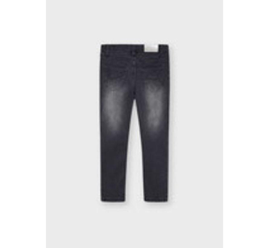 577 Basic denim pants