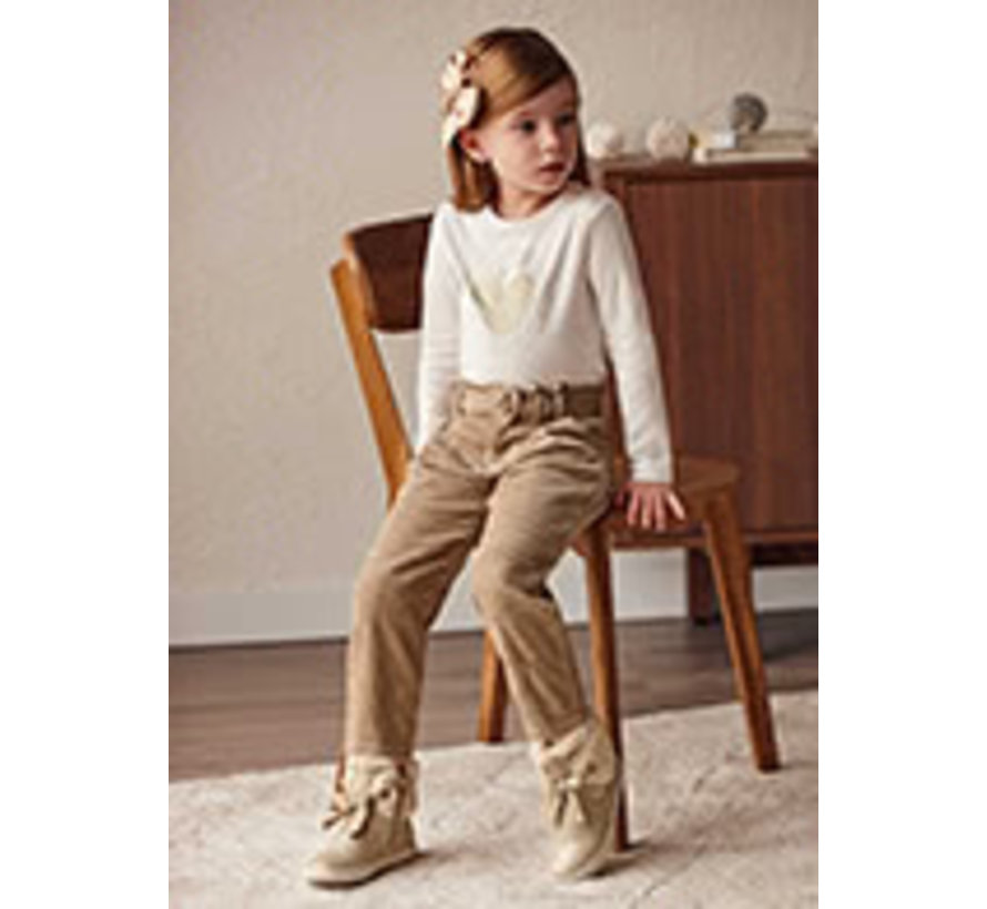 4578 Cord long trousers