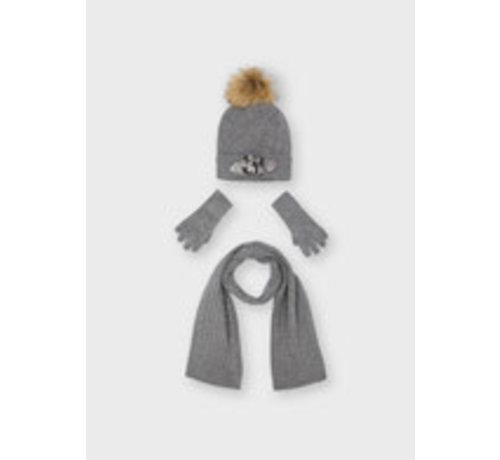 Mayoral 10154 Hat & scarf set