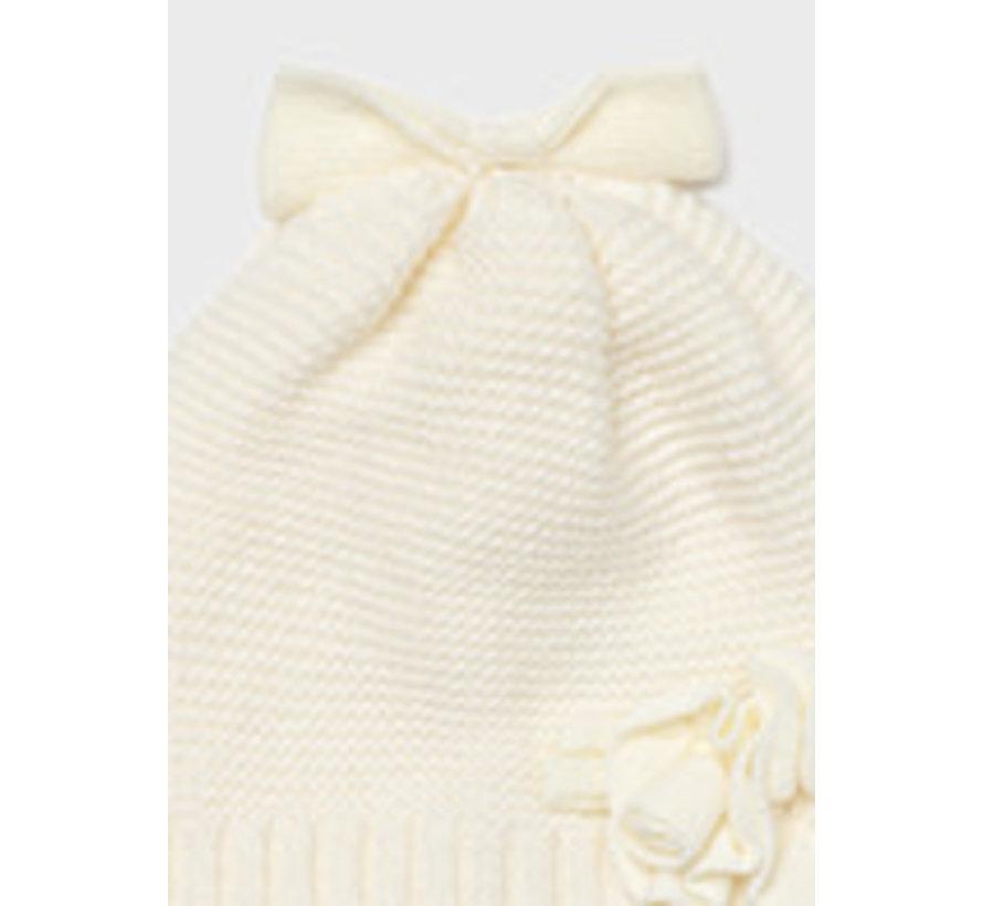 10105 Hat-scarf set
