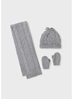 Mayoral 10106 Hat-scarf set