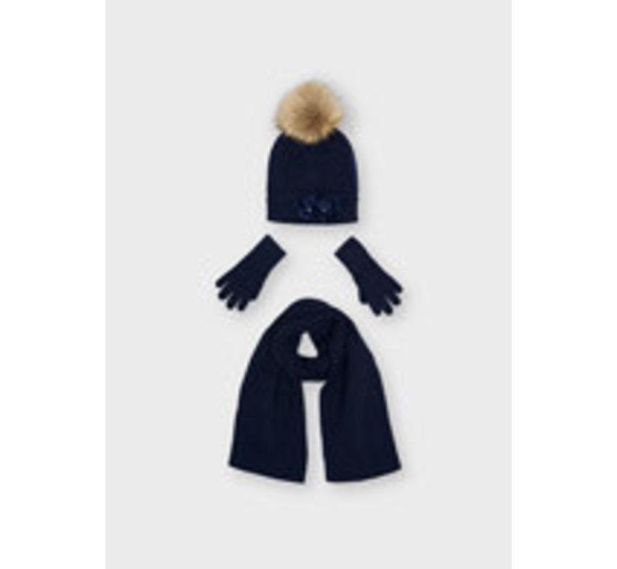 10154 Hat & scarf set