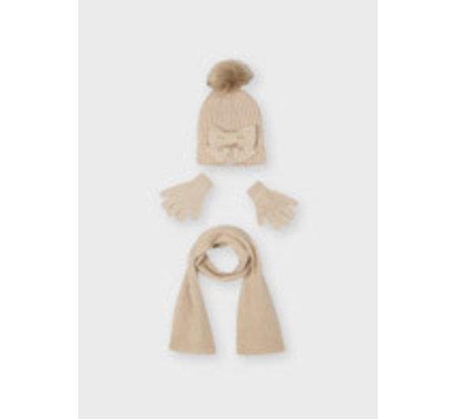 Mayoral 10155 Hat & scarf set