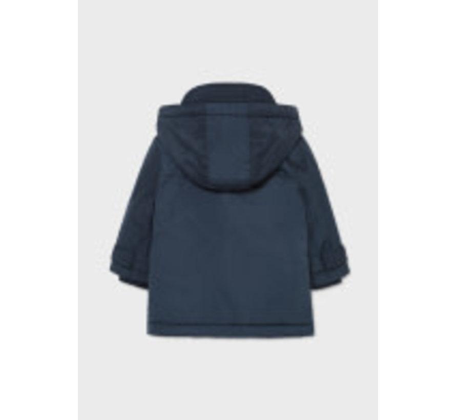 2418 Reversible coat