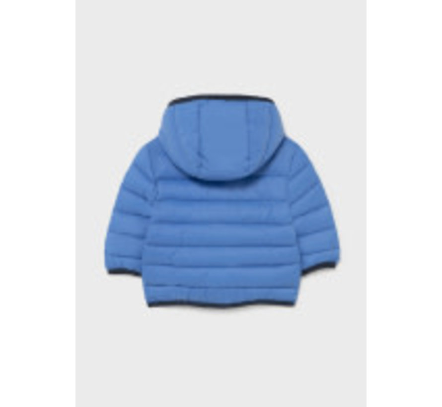 2415 Padded coat with bag