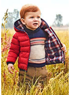 Mayoral 2373 Jacquard sweater