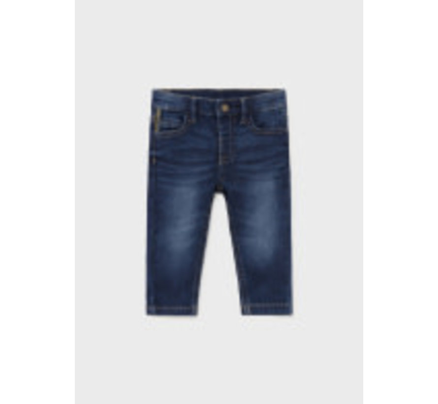2532 Soft denim pants