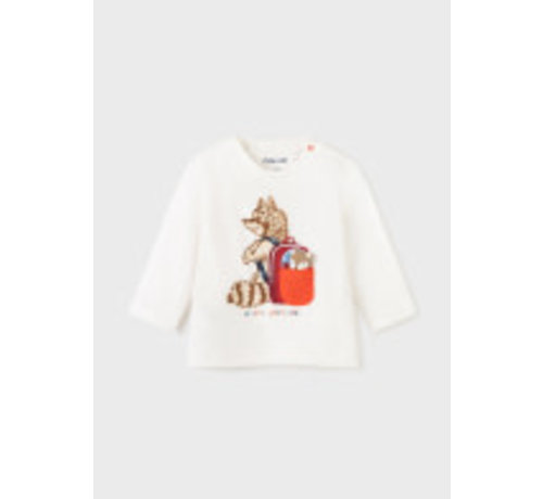 Mayoral 2071 L/s t-shirt play