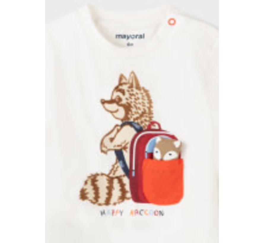 2071 L/s t-shirt play