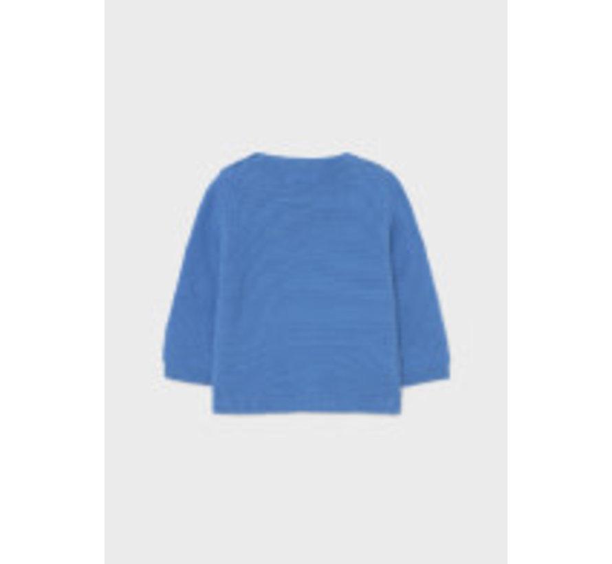 309 Basic cotton sweater