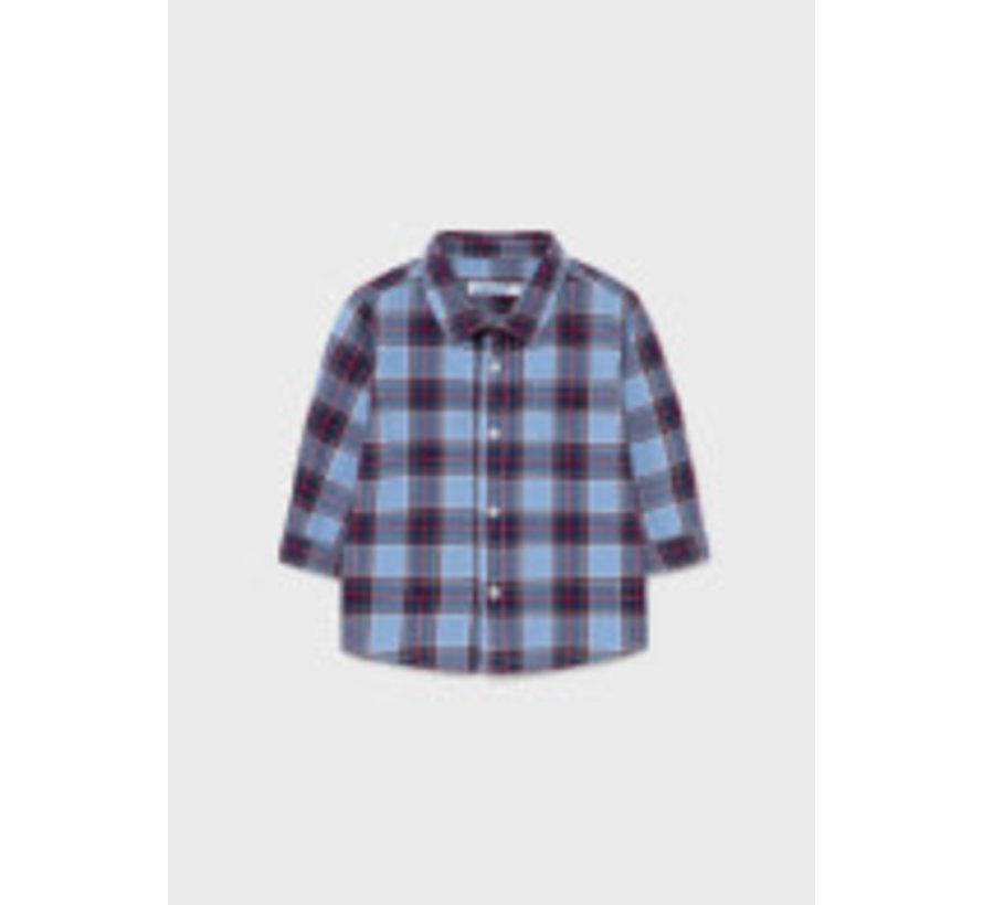 2146 L/s checked shirt
