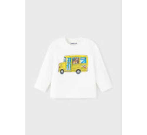 """Mayoral 2065 L/s """"play"""" t-shirt"""