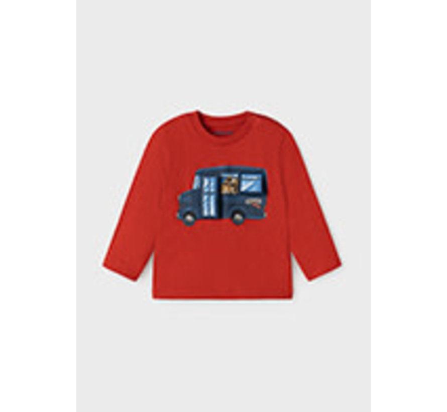 """2065 L/s """"play"""" t-shirt"""