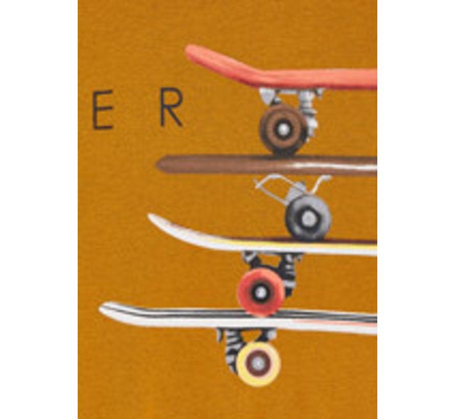 """4402 Pullover """"skater"""""""